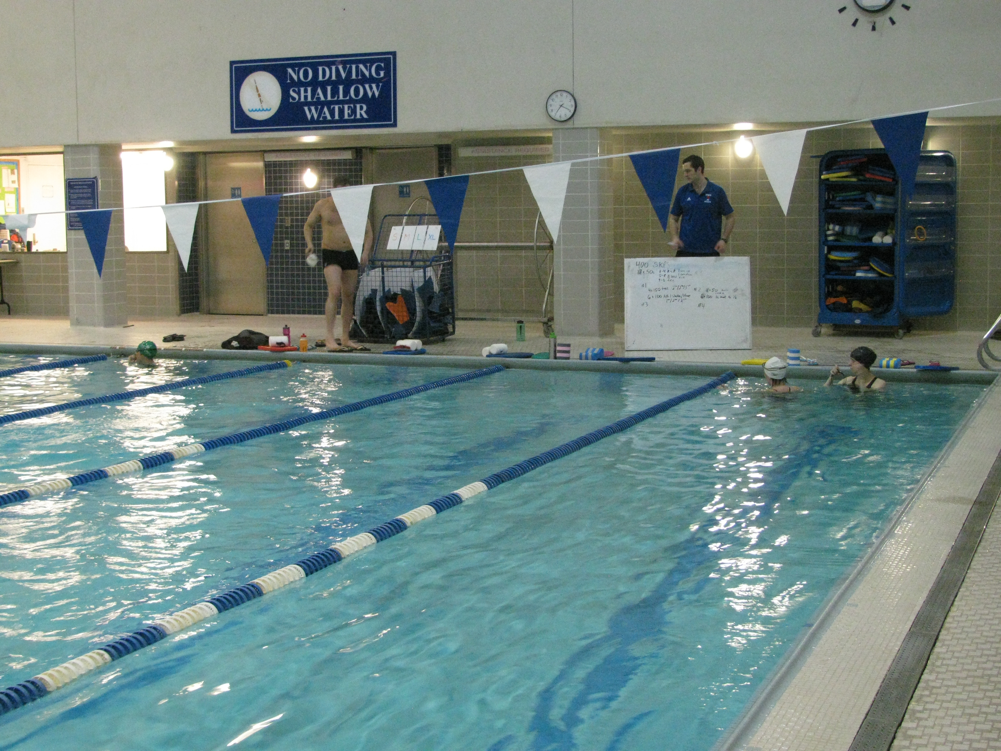 Toronto masters of the universe swim club for Swimming pools downtown toronto