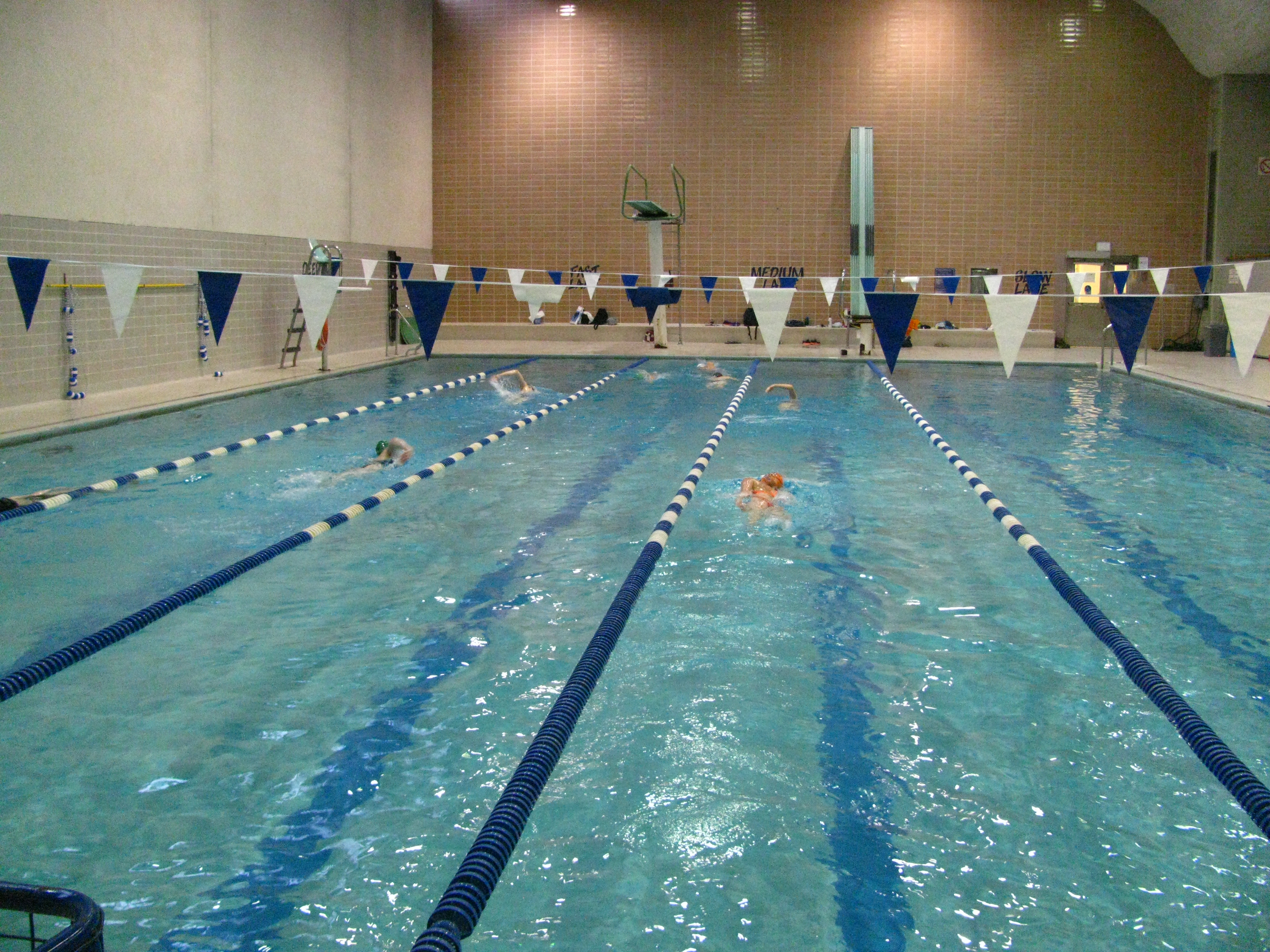 Toronto Masters Of The Universe Swim Club