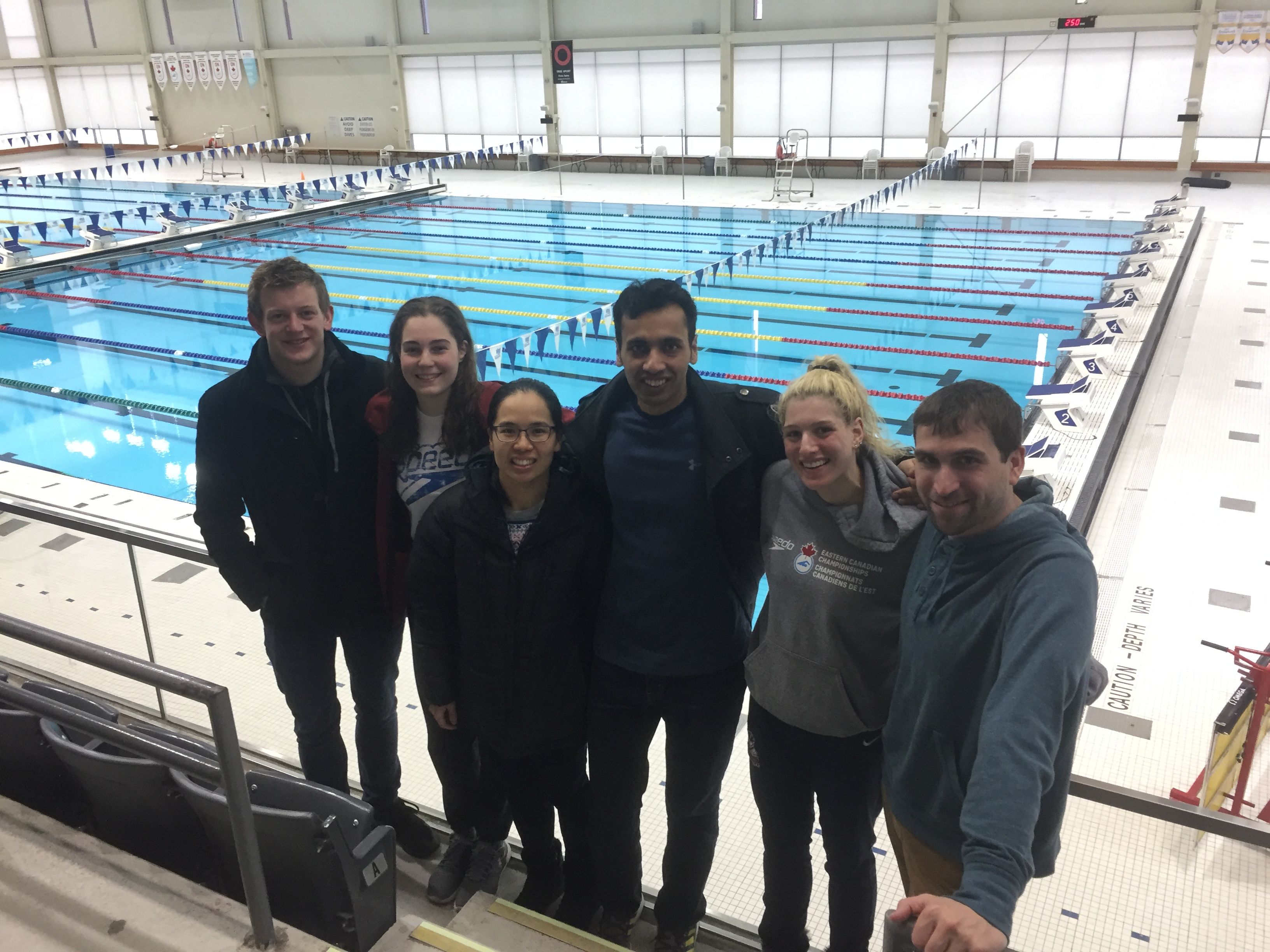 Tmu At Stephen Forsey Invitational Meet Toronto Masters Of The Universe